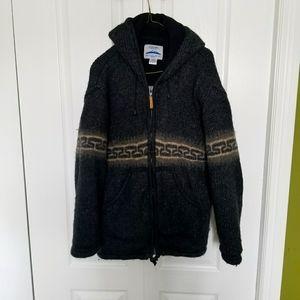 Mens Arkimports New Zealand Wool Coat